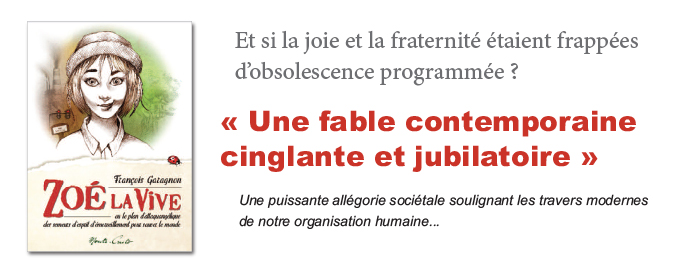 Une fable contemporaine cinglante jubilatoire